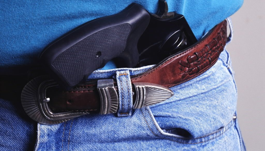 Wisconsin is poised to become the 49th state that allows residents to more freely carry guns.