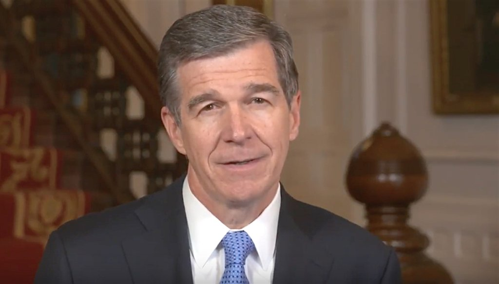 Gov. Roy Cooper on Aug. 15 called on state lawmakers to kill House Bill 330, which aims to protect some drivers who hit protesters.