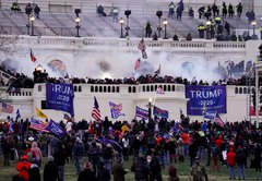 Was the storming of the US Capitol a coup? An academic group now says yes