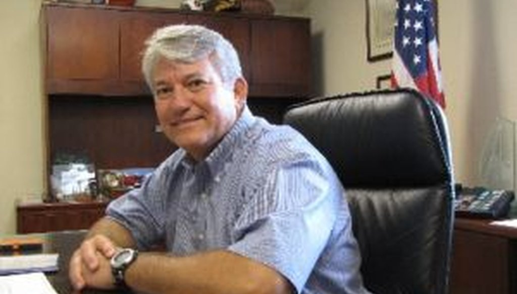 Rep. Dennis Ross, R-Fla., said the federal government has spent less for two straight years for the first time since the Korean War. Is he correct? (Photo: Rich Shopes, Tampa Bay Times)