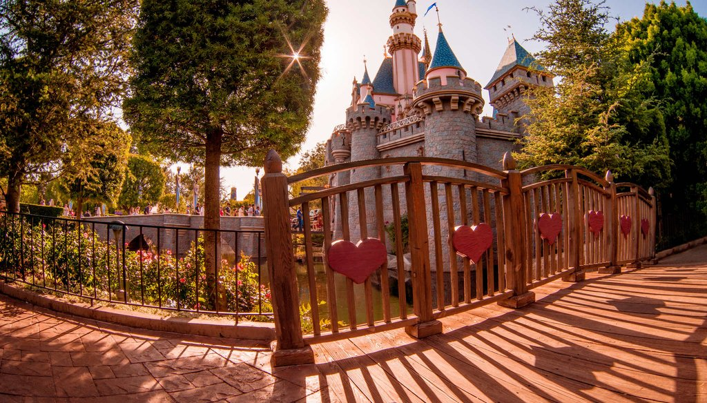 Public health officials tracked the current measles outbreak to Disneyland in California, but Rush Limbaugh blames immigrant children. (Tom Bricker)