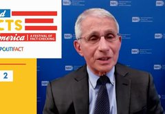United Facts of America: Fauci reflects on the pandemic's misinformation