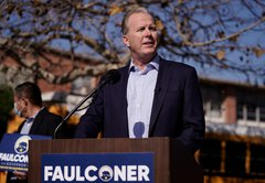Kevin Faulconer Wants To Tackle California's Homelessness Crisis. What Did He Do As San Diego Mayor?