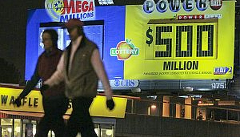 The Georgia Lottery's income from ticket sales the last fiscal year reached $3.8 billion. The lottery corporation recorded its highest week of sales ever last March in advance of a $646 million Mega Millions jackpot drawing. (AJC photo/John Spink)