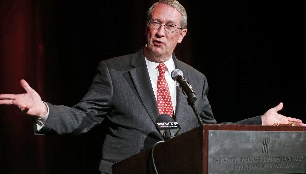 Bob Goodlatte is chairman of the House Judiciary Committee (Photo by AP).