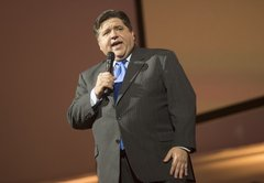 Pritzker's capital spending claim raises questions though parts track with past practices