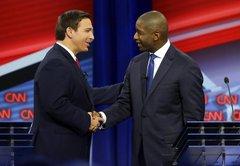 Fact-checking the CNN Florida governor's debate between Ron DeSantis, Andrew Gillum
