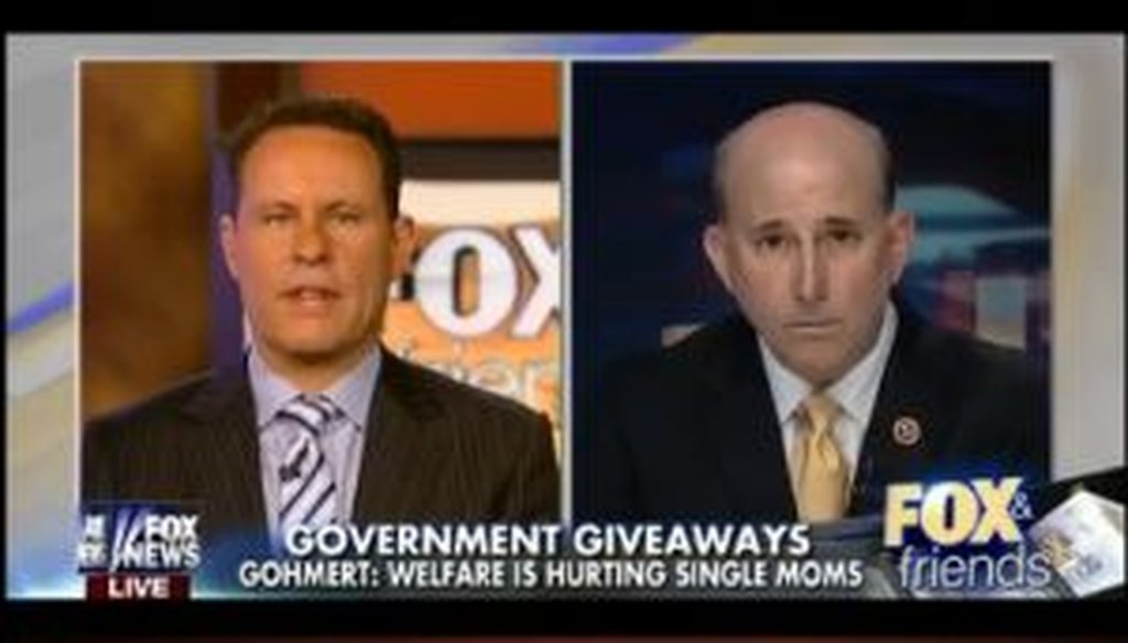"""During an interview on """"Fox & Friends,"""" Rep. Louie Gohmert, R-Texas, said that four decades ago, hardly any Americans had health insurance. We looked into his claim."""