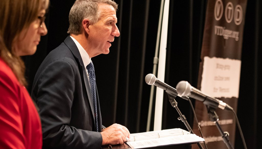 Phil Scott is running for his second term as governor of Vermont. Photo by Bob LoCicero/VTDigger