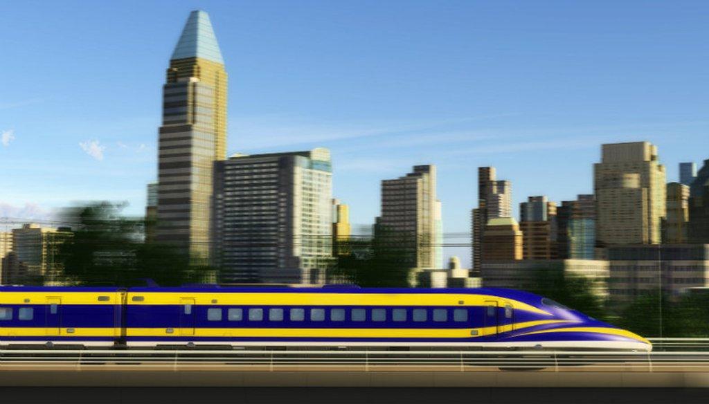Source: California High-Speed Rail Authority