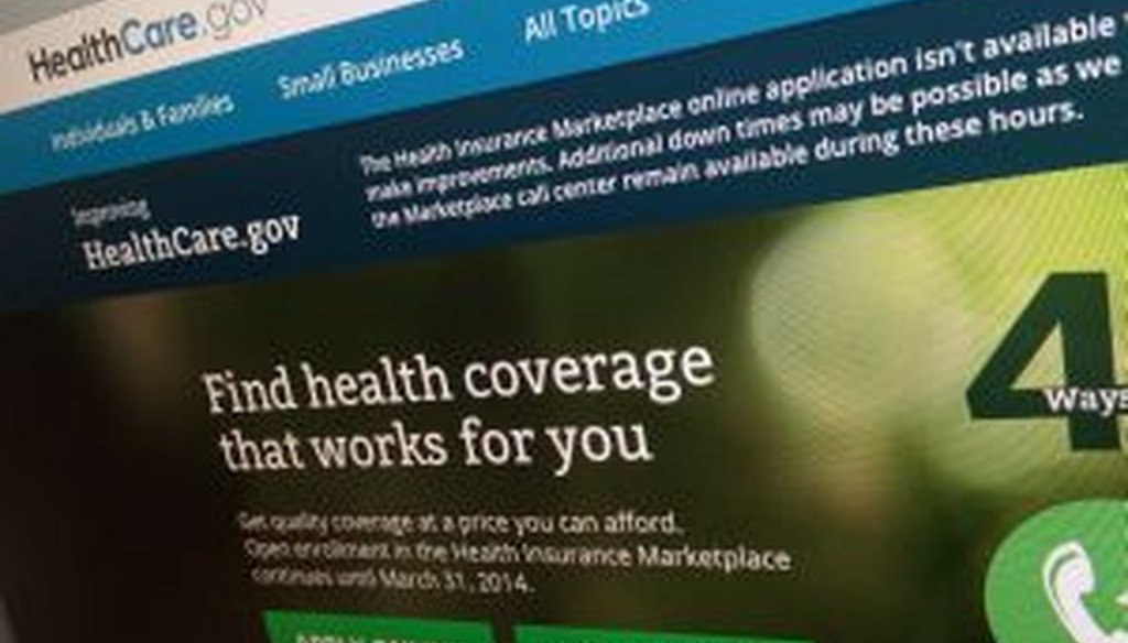 Health insurance companies that sell through the federal or state marketplaces can share profits and losses with the government. AP photo