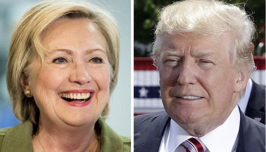 Hillary Clinton and Donald Trump have been evaluated on how their proposals will affect jobs.