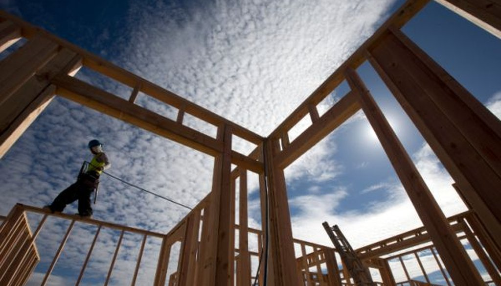 Housing construction has gradually rebounded in California since the Great Recession / Associated Press file photo