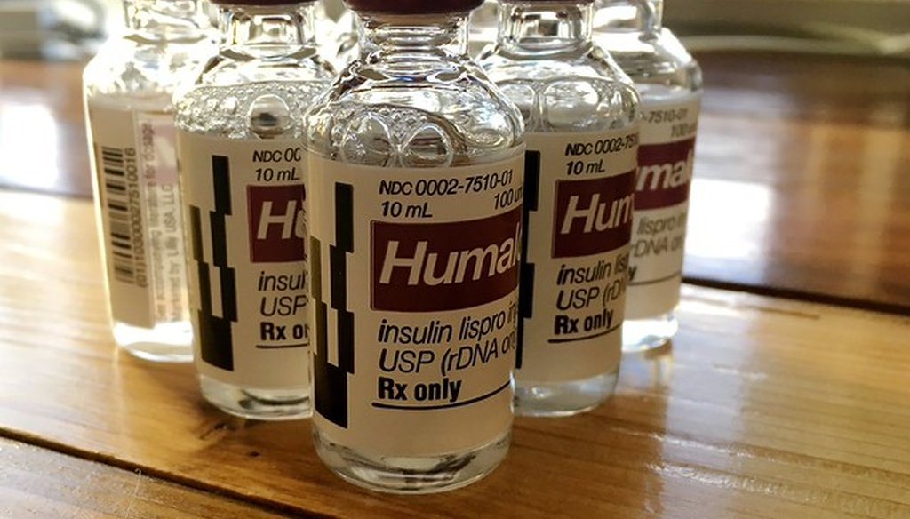 Humalog is one of the more common forms of insulin to manage diabetes. (Alan Levine via Flickr Creative Commons)