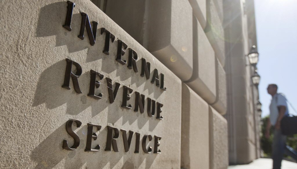 The IRS will send $1,400 stimulus checks to Americans under the latest COVID relief bill. (Bloomberg photo)