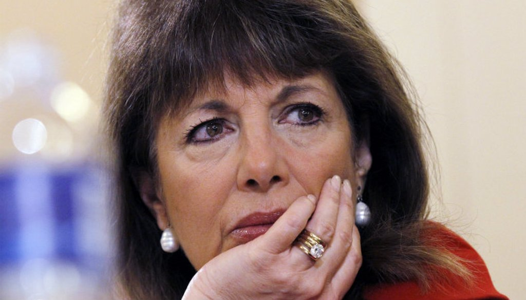 Rep. Jackie Speier, D-CA. Photo by Alex Brandon / AP