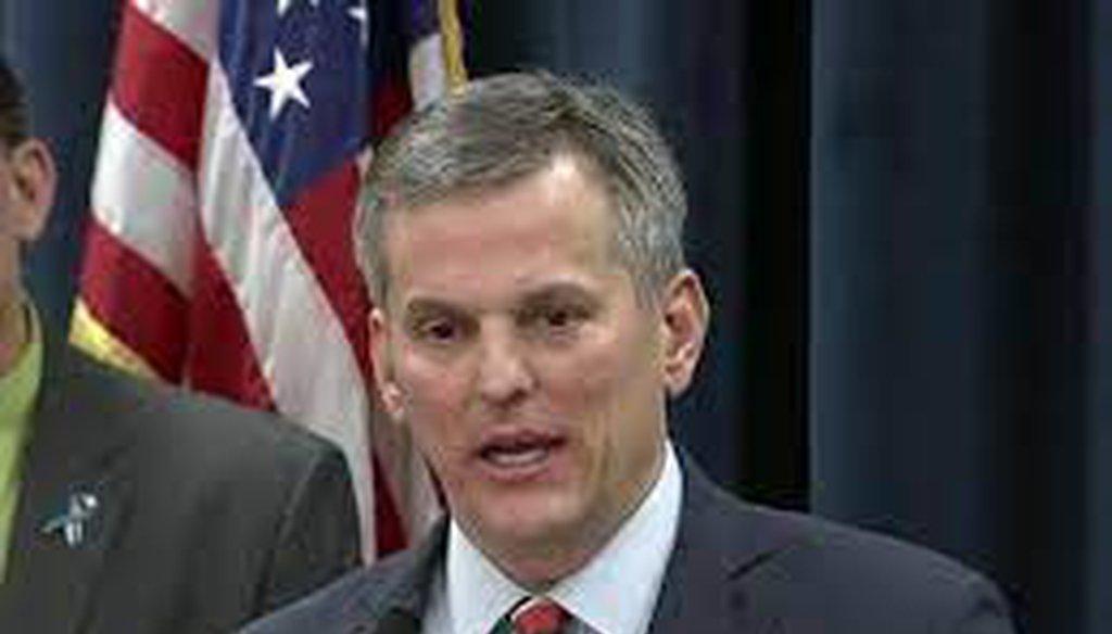 North Carolina Attorney General Josh Stein