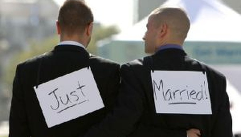 Two key cases on same-sex marriage are set for oral arguments at the Supreme Court this week.
