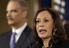 Kamala Harris Says She 'Took On The Big Banks' As California Atty. General. Did She Go Far Enough?