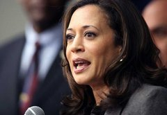 Looking at claims Kamala Harris said she smoked in college while listening to Tupac