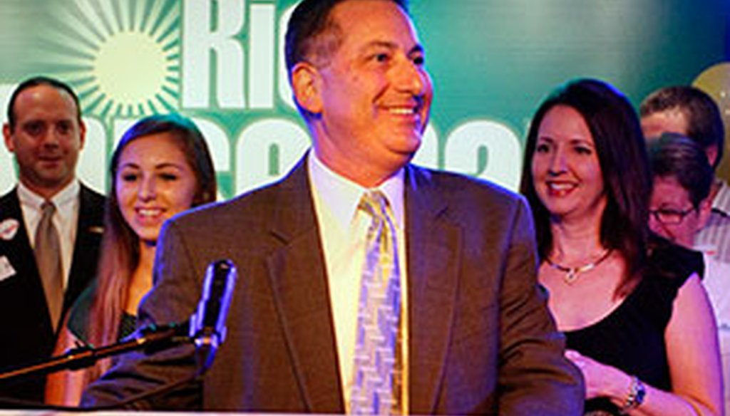 St. Petersburg Mayor Rick Kriseman made 25 promises to voters about how he will run City Hall.