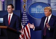 Fact-checking Jared Kushner's comments on the national stockpile