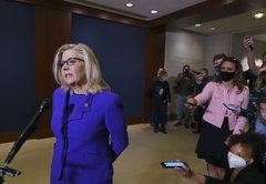 Removal of Liz Cheney from House leadership is only one piece of GOP coalescing around the 'Big Lie'
