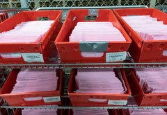 Will 458,000 Vote-By-Mail Ballots Go To Californians Who Have Died Or Moved? Experts Are Skeptical
