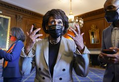 What Rep. Maxine Waters said about the Chauvin trial and why it matters