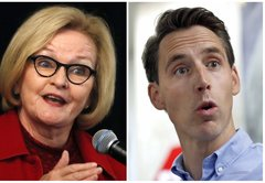 Fact-checking the first televised Missouri Senate debate between Josh Hawley, Claire McCaskill