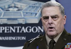 Did Gen. Mark Milley overstep on nuclear launch meeting, call to China?