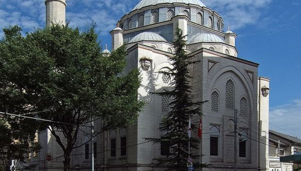 The Jama Mosque in Tokyo (Wiiii/Wikimedia Commons)