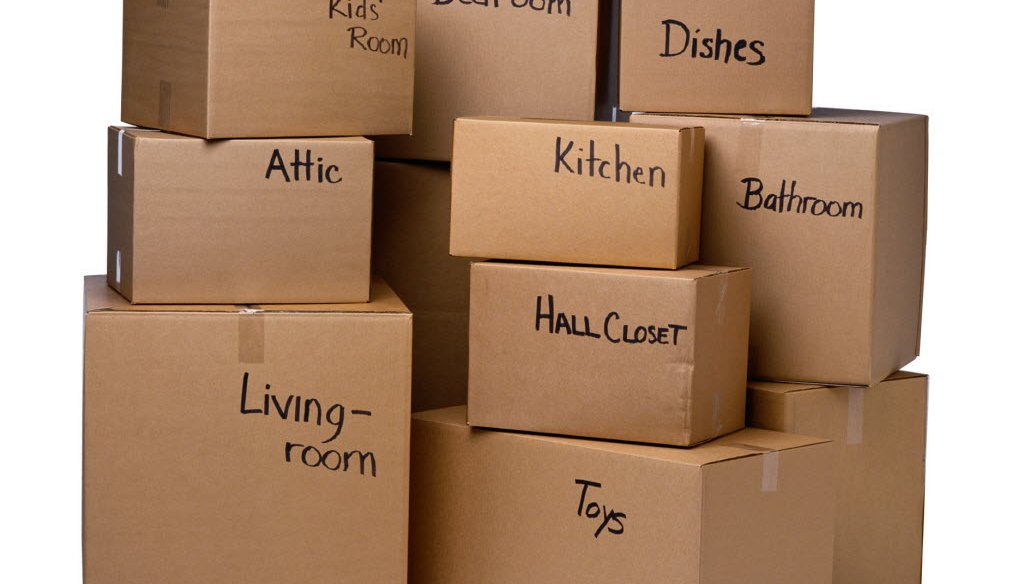 Are these boxes more likely to be moving to Wisconsin or moving out of Wisconsin?