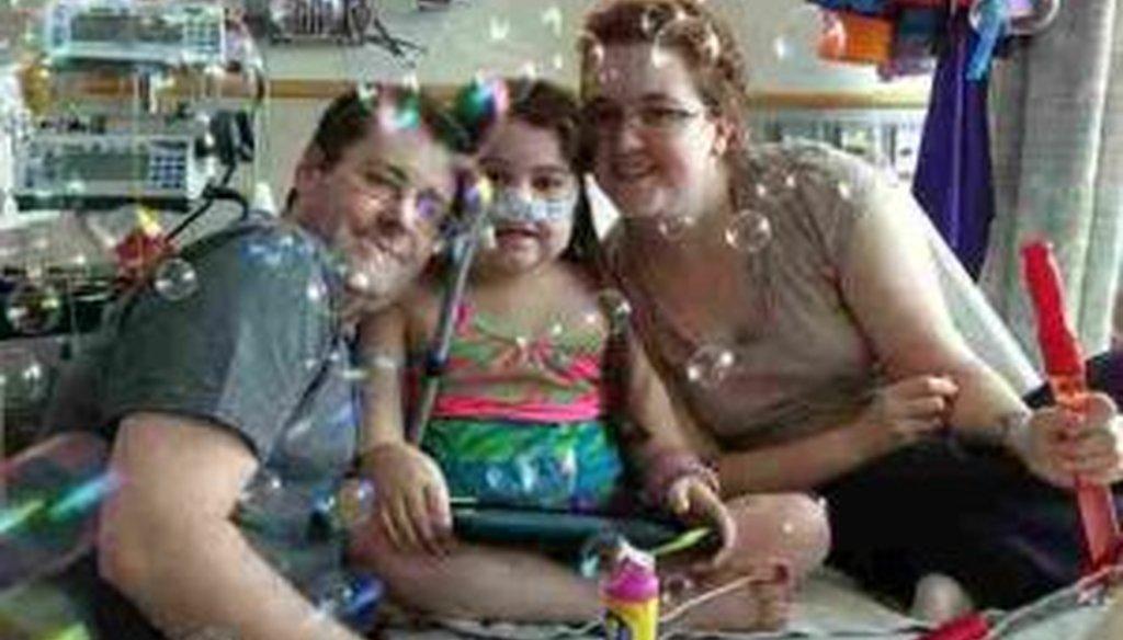 Sarah Murnaghan, a 10-year-old from the Philadelphia area, is awaiting a lung transplant. A judge ruled that she could be placed on the adult lung transplant list, which is normally reserved for those 12 and over.