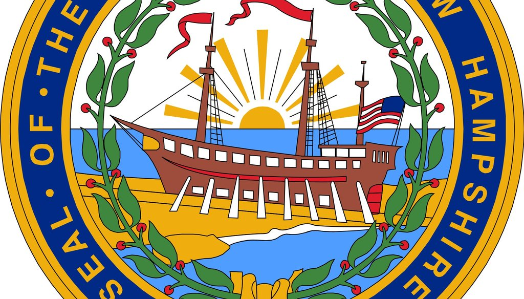 New Hampshire's State Seal