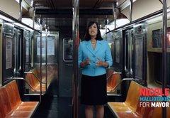 Have sex crimes on New York City's subway increased under de Blasio?