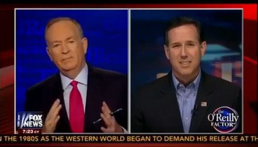 On his Fox News show, Bill O'Reilly said that Nelson Mandela was a communist. We checked to see if O'Reilly was right.