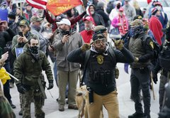 'Everything we trained for': How the far-right Oath Keepers militia planned for violence on Jan. 6