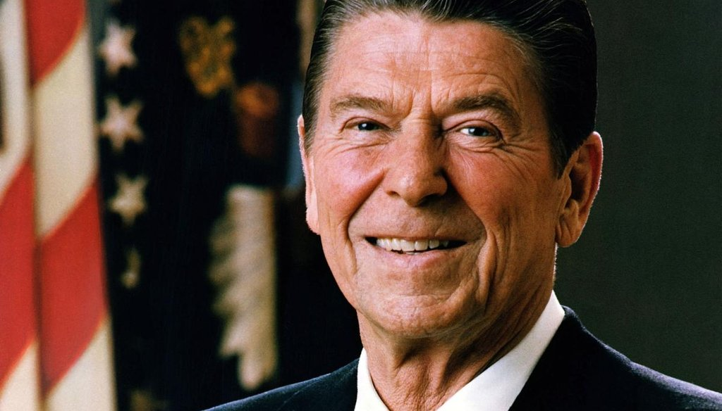 Fox News' George Will perpetuated a debunked claim that Ronald Reagan created 1 million jobs in one month.