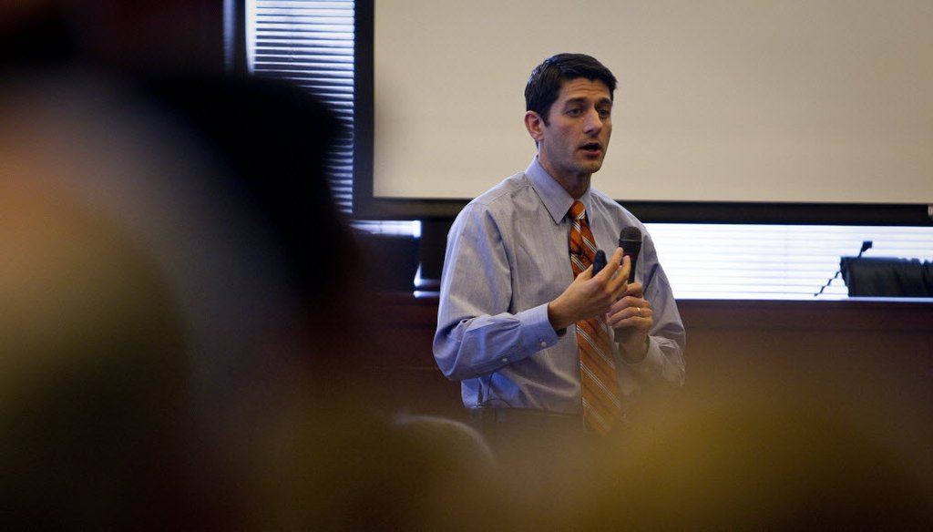 U.S. Rep. Paul Ryan, R.-Wis, was drawn into a debate on Texas Gov. Rick Perry's comments about Social Security as a Ponzi scheme
