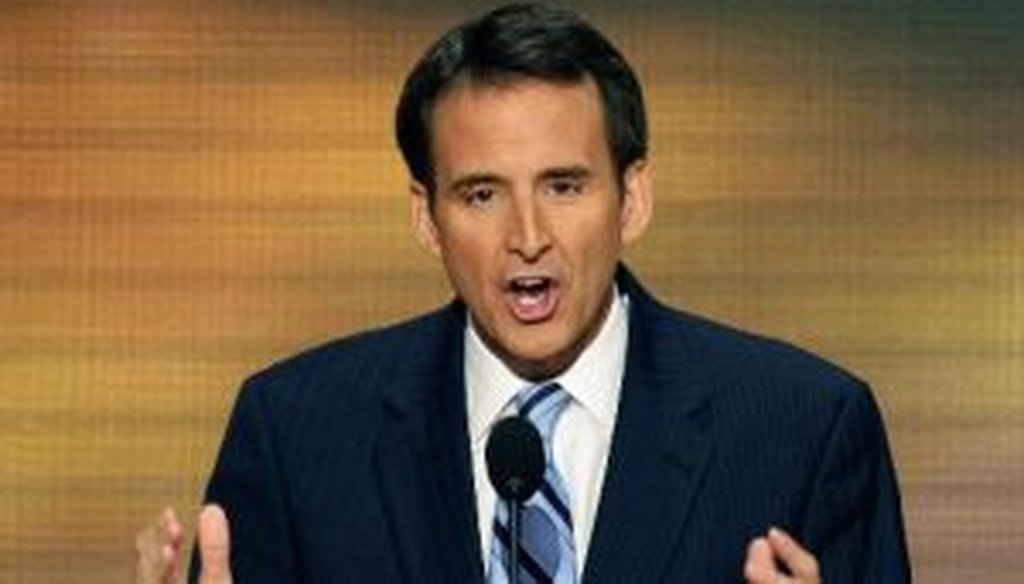 Tim Pawlenty, a potential Republican presidential candidate, ran afoul of the Truth-O-Meter for a statement about the expansion of the government workforce.