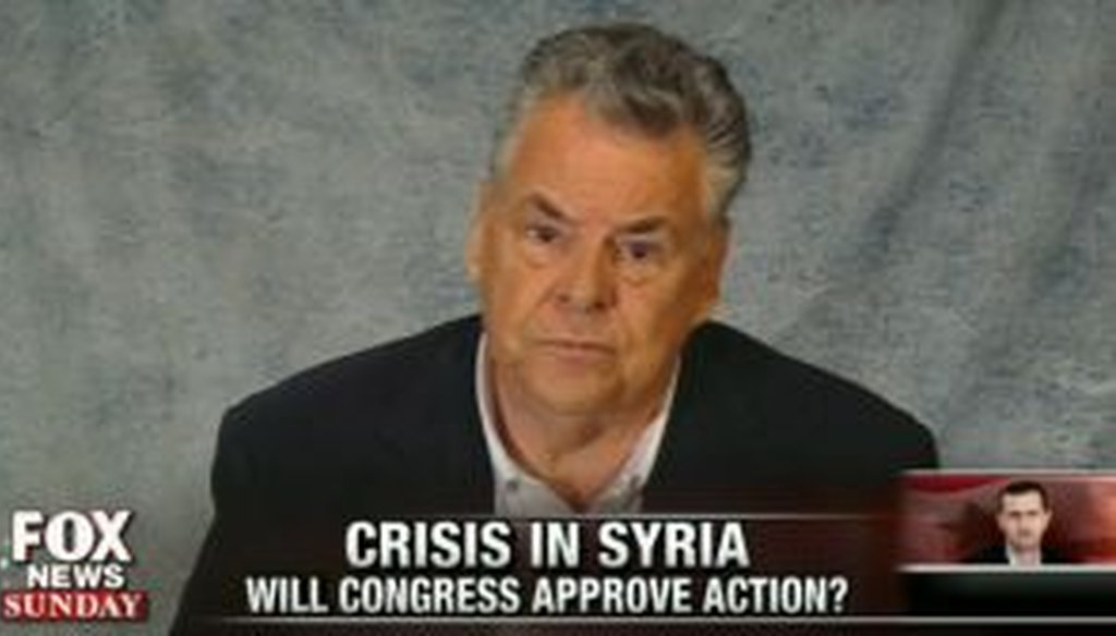 Rep. Peter King, R-N.Y., said that President Bill Clinton went ahead with Kosovo attacks after the House rejected his request for authorization. Is that correct?