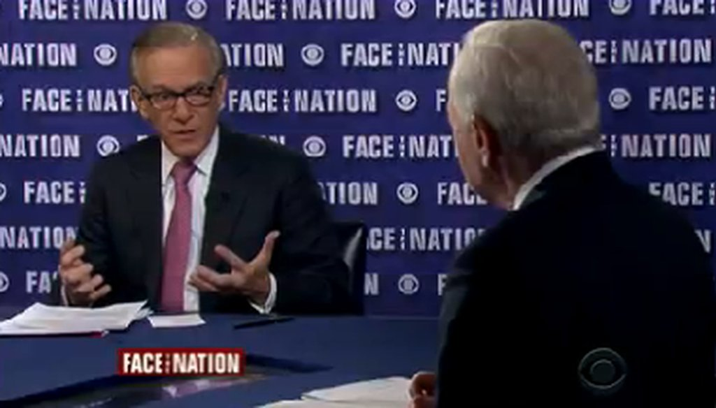 "David Ignatius talked about the history between Crimea and Russia on CBS' ""Face the Nation."""