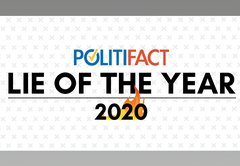 Lie of the Year 2020: Readers' Choice Poll