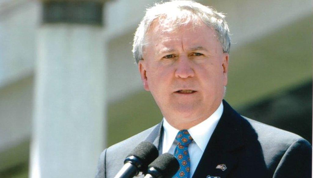 Pennsylvania candidate for attorney general John Rafferty. Photo via www.raffertyforag.com.