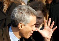 Oh, the Humanity! Rahm Emanuel, a preschool teacher?