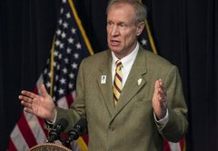 Rauner corrupts the word 'corrupt'