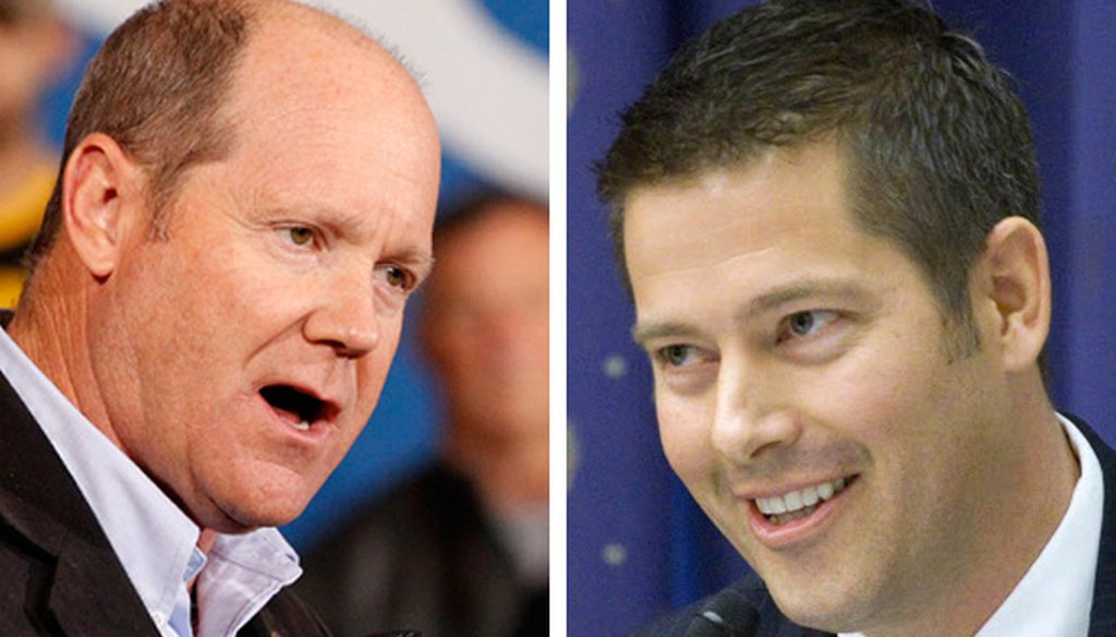 Our High Five for January included statements from U.S. Reps. Reid Ribble and Sean Duffy, both Wisconsin Republicans