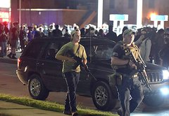 Fact checking Kenosha shootings, violent protests one year later