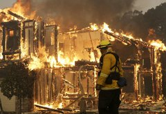 Trump Administration Approves California Fire Assistance, One Day After Rejecting It